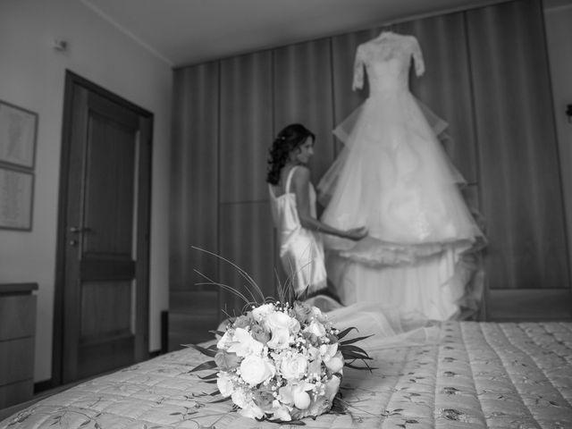 Il matrimonio di Rodrigo e Marta a Arcore, Monza e Brianza 19
