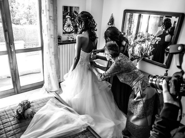 Il matrimonio di Rodrigo e Marta a Arcore, Monza e Brianza 20