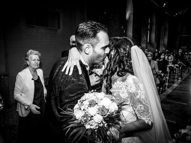 Il matrimonio di Rodrigo e Marta a Arcore, Monza e Brianza 22