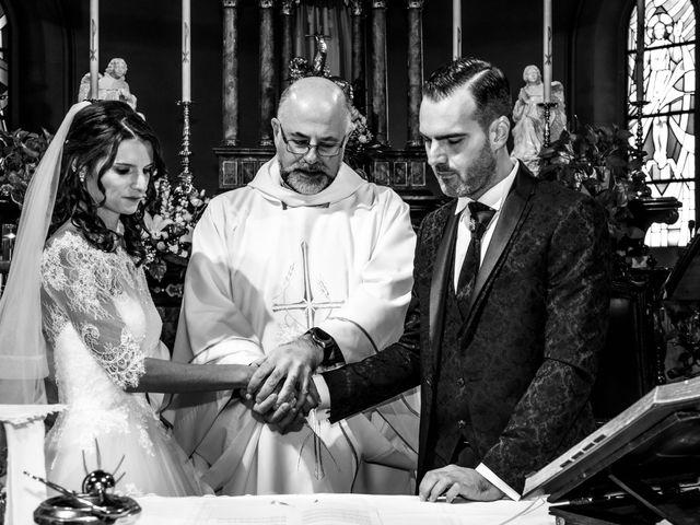 Il matrimonio di Rodrigo e Marta a Arcore, Monza e Brianza 23