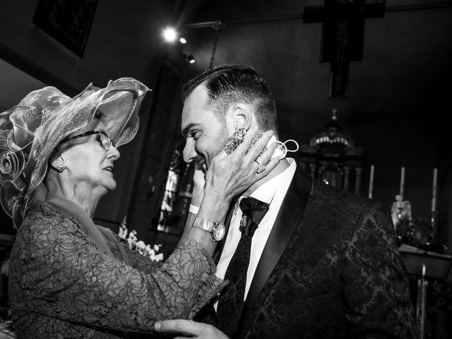 Il matrimonio di Rodrigo e Marta a Arcore, Monza e Brianza 28