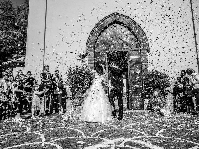 Il matrimonio di Rodrigo e Marta a Arcore, Monza e Brianza 29