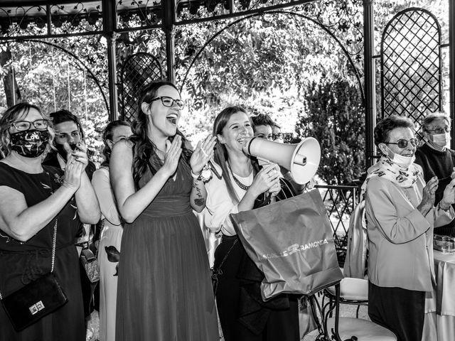 Il matrimonio di Rodrigo e Marta a Arcore, Monza e Brianza 30