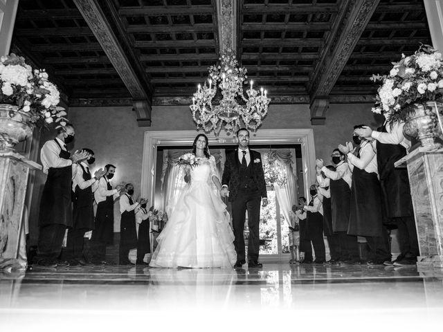 Il matrimonio di Rodrigo e Marta a Arcore, Monza e Brianza 31