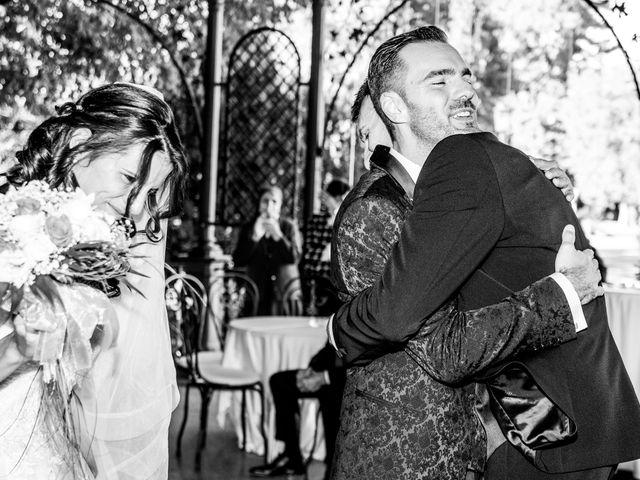 Il matrimonio di Rodrigo e Marta a Arcore, Monza e Brianza 33