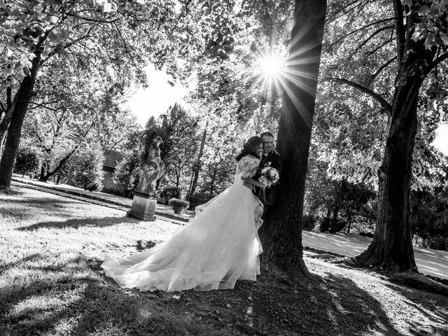 Il matrimonio di Rodrigo e Marta a Arcore, Monza e Brianza 34