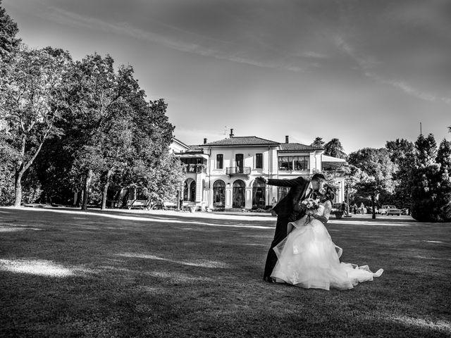Il matrimonio di Rodrigo e Marta a Arcore, Monza e Brianza 36