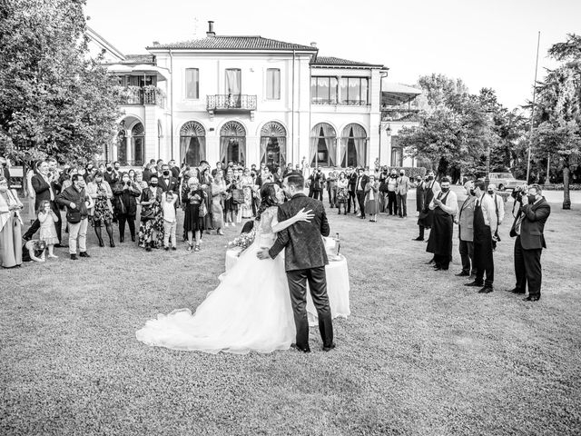 Il matrimonio di Rodrigo e Marta a Arcore, Monza e Brianza 38
