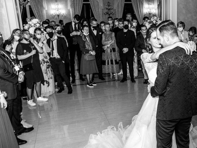 Il matrimonio di Rodrigo e Marta a Arcore, Monza e Brianza 39
