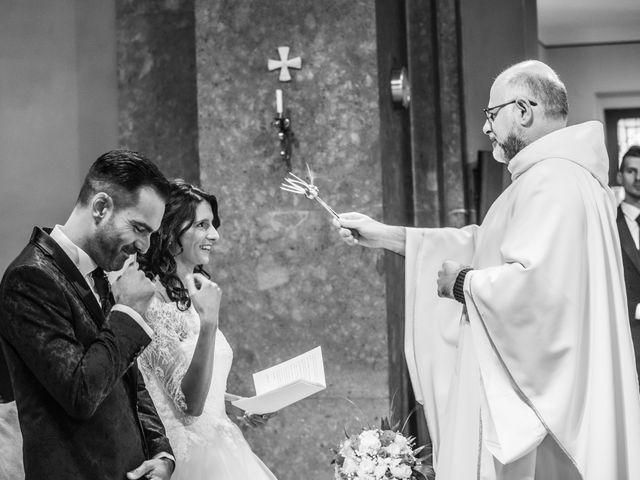 Il matrimonio di Rodrigo e Marta a Arcore, Monza e Brianza 46