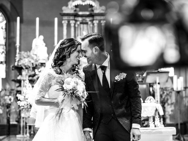 Le nozze di Marta e Rodrigo