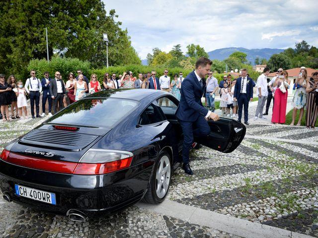 Il matrimonio di Erica e Enrico a Sarcedo, Vicenza 21