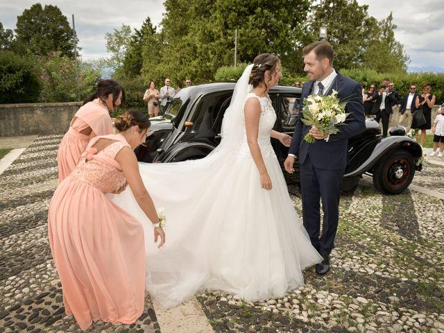 Il matrimonio di Erica e Enrico a Sarcedo, Vicenza 25