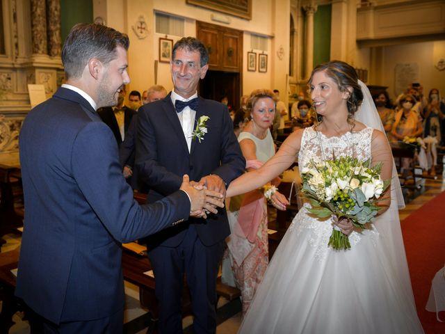 Il matrimonio di Erica e Enrico a Sarcedo, Vicenza 28