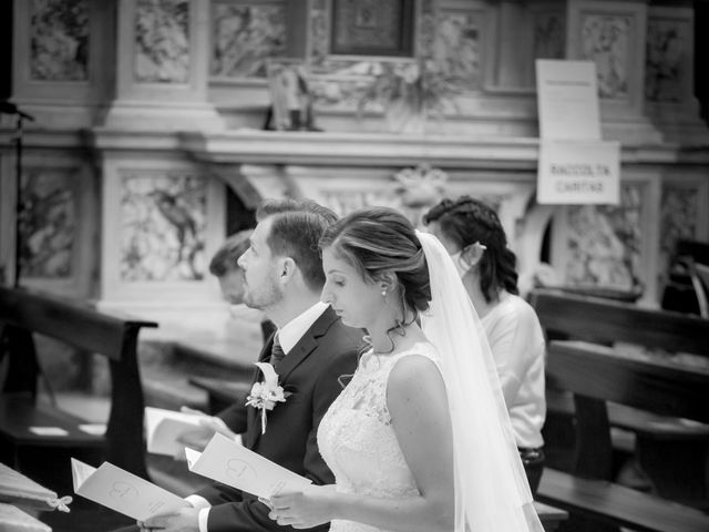 Il matrimonio di Erica e Enrico a Sarcedo, Vicenza 30