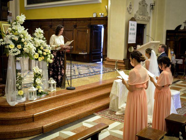 Il matrimonio di Erica e Enrico a Sarcedo, Vicenza 33