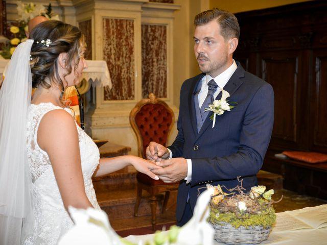 Il matrimonio di Erica e Enrico a Sarcedo, Vicenza 35