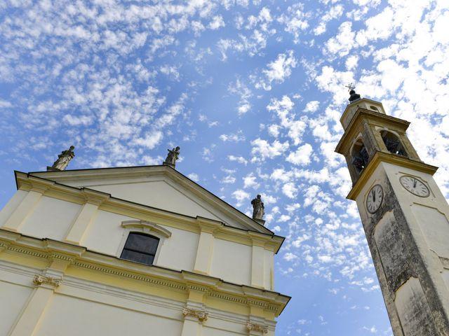 Il matrimonio di Erica e Enrico a Sarcedo, Vicenza 39