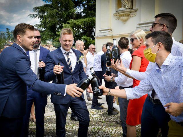 Il matrimonio di Erica e Enrico a Sarcedo, Vicenza 40