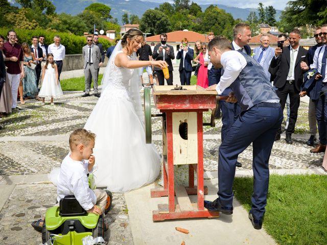 Il matrimonio di Erica e Enrico a Sarcedo, Vicenza 42