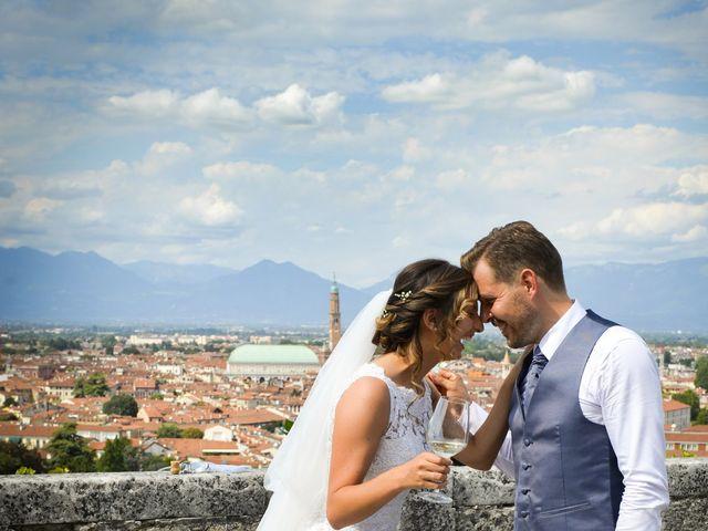 Il matrimonio di Erica e Enrico a Sarcedo, Vicenza 45
