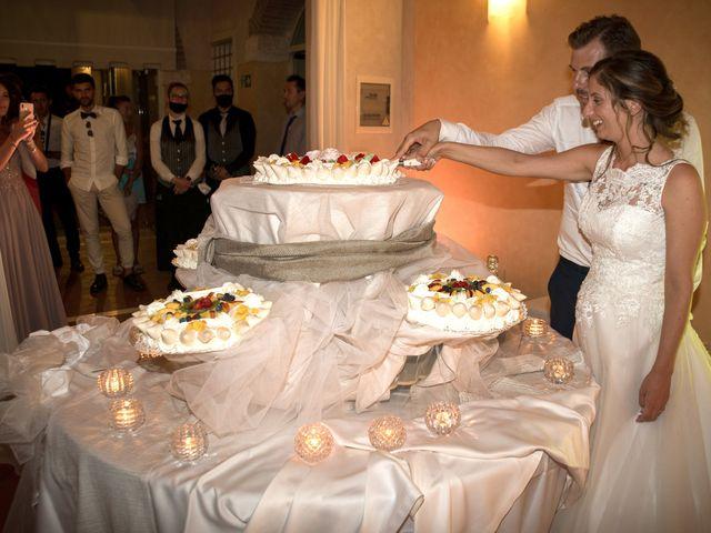 Il matrimonio di Erica e Enrico a Sarcedo, Vicenza 77