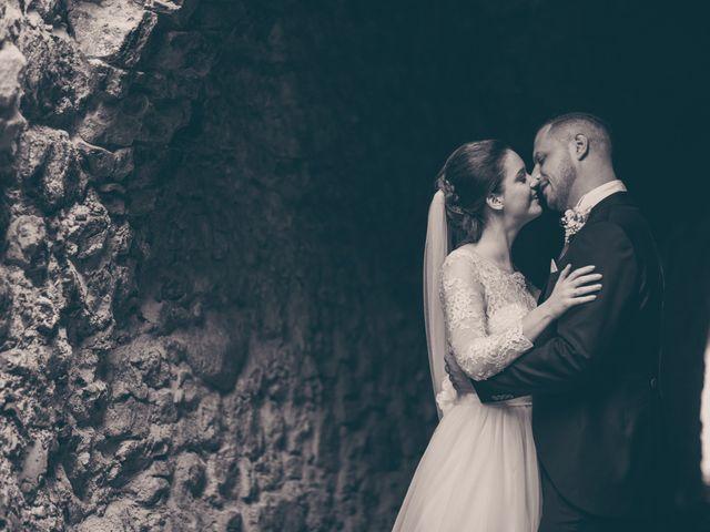 Le nozze di Lara e Pawel