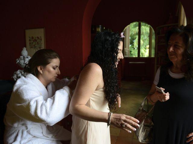 Il matrimonio di Marco e Lucy a Castel di Lama, Ascoli Piceno 3