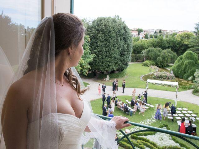 Il matrimonio di Marco e Lucy a Castel di Lama, Ascoli Piceno 17