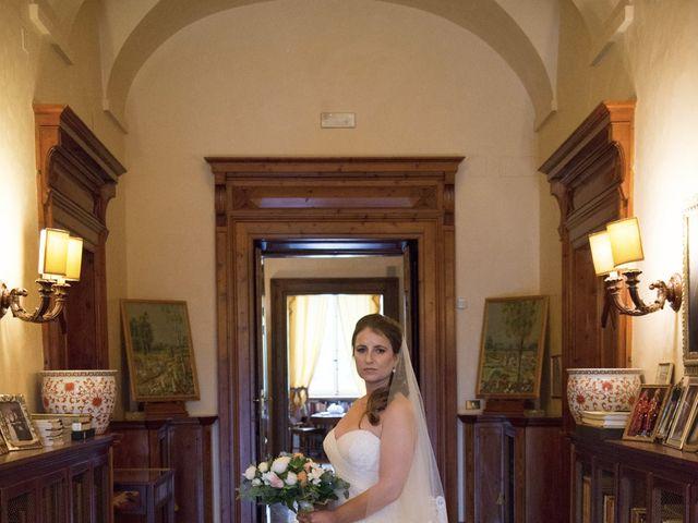 Il matrimonio di Marco e Lucy a Castel di Lama, Ascoli Piceno 18