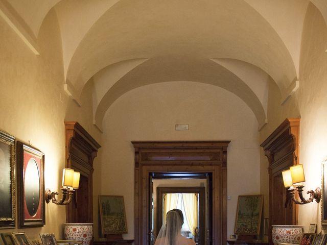 Il matrimonio di Marco e Lucy a Castel di Lama, Ascoli Piceno 19