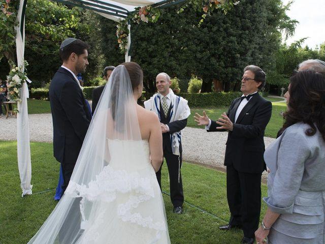 Il matrimonio di Marco e Lucy a Castel di Lama, Ascoli Piceno 24