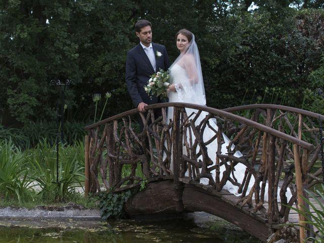 Il matrimonio di Marco e Lucy a Castel di Lama, Ascoli Piceno 29