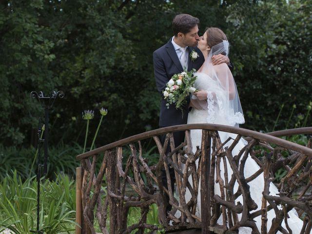 Le nozze di Lucy e Marco