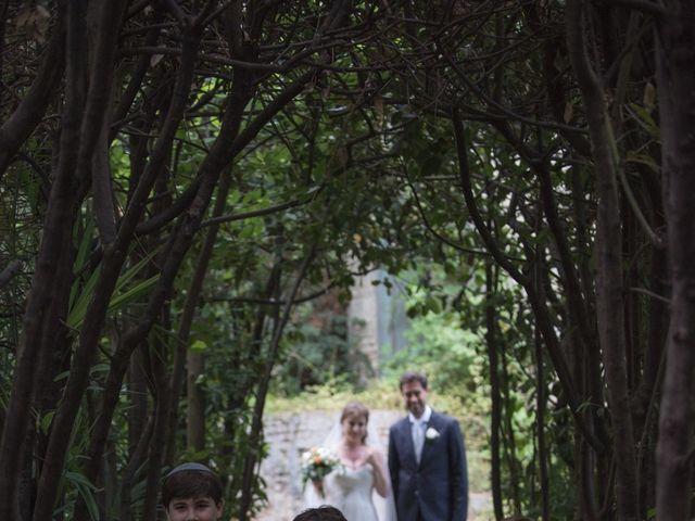 Il matrimonio di Marco e Lucy a Castel di Lama, Ascoli Piceno 31