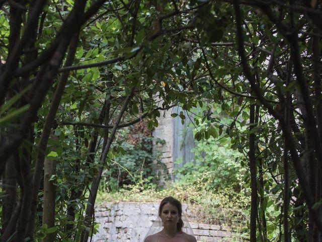 Il matrimonio di Marco e Lucy a Castel di Lama, Ascoli Piceno 32