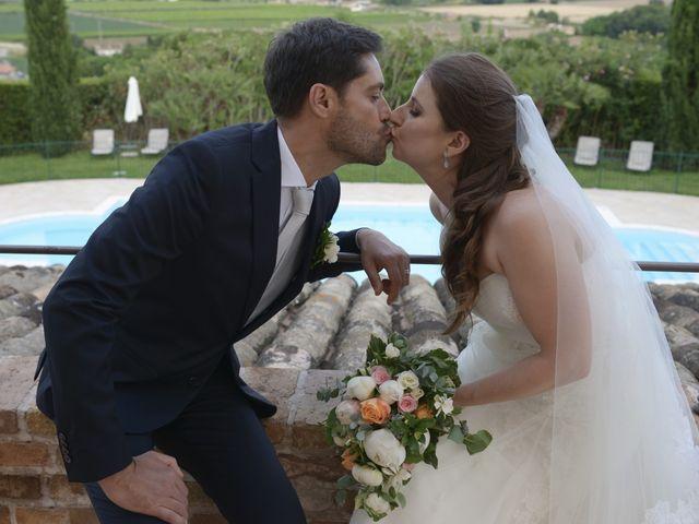 Il matrimonio di Marco e Lucy a Castel di Lama, Ascoli Piceno 38