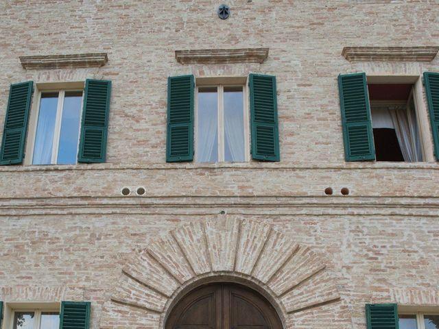 Il matrimonio di Marco e Lucy a Castel di Lama, Ascoli Piceno 42