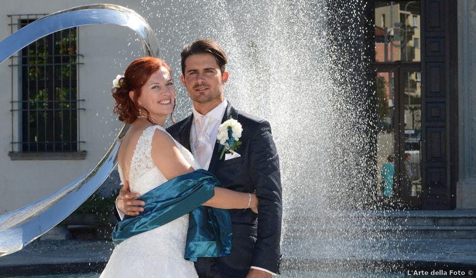 Il matrimonio di Antonio e Sonia a Cavallasca, Como