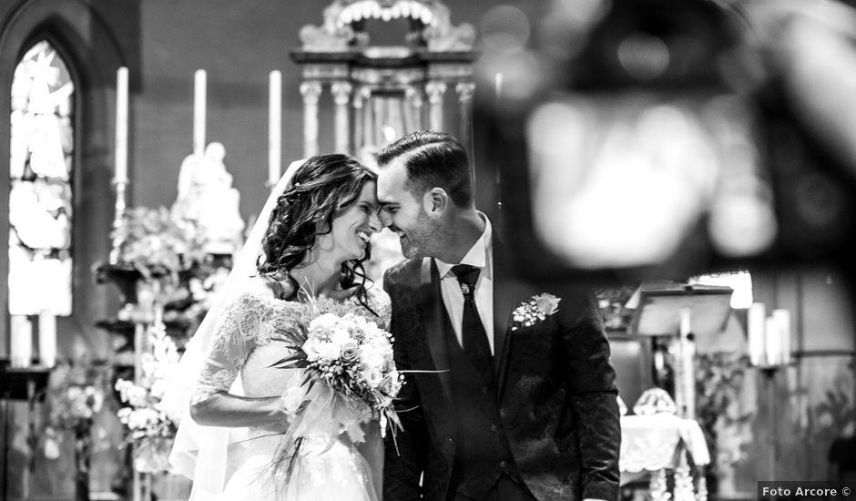 Il matrimonio di Rodrigo e Marta a Arcore, Monza e Brianza