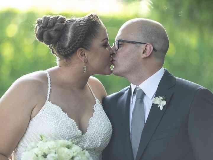 Le nozze di Cora e Mariano