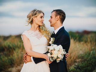 Le nozze di Sara e Alin
