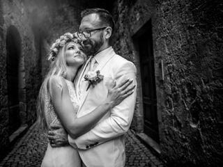 Le nozze di Lorna e Ben
