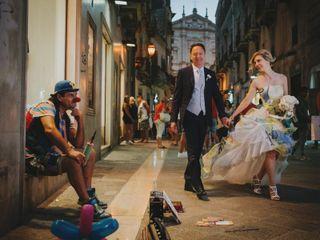 Le nozze di Paola e Sergio