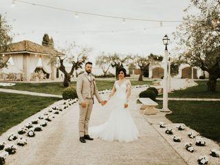 Le nozze di Maria Teresa e Giovanni