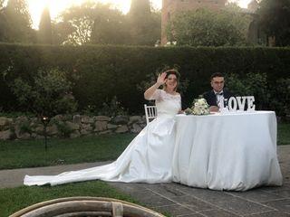 Le nozze di Claudia e Salvatore 1