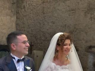 Le nozze di Claudia e Salvatore 2