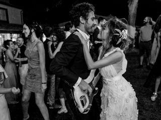Le nozze di Rebecca e Gianluca