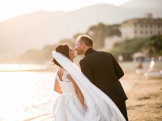 Le nozze di Sabrina e Gennaro