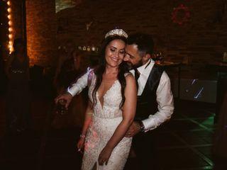 Le nozze di Christian e Kristina